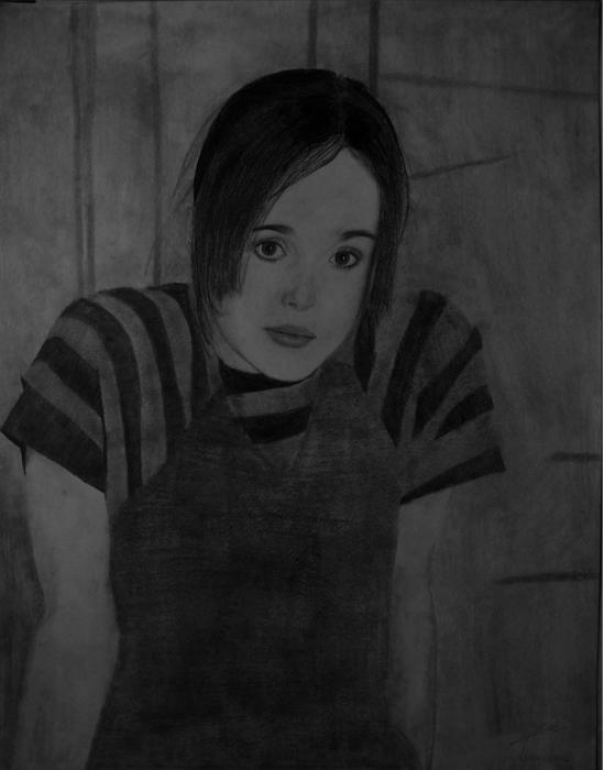 Ellen Page by imper74